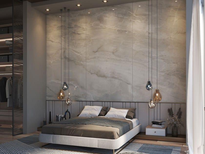 Pannello decorativo in resina WHITE PARADISE by Tecnografica