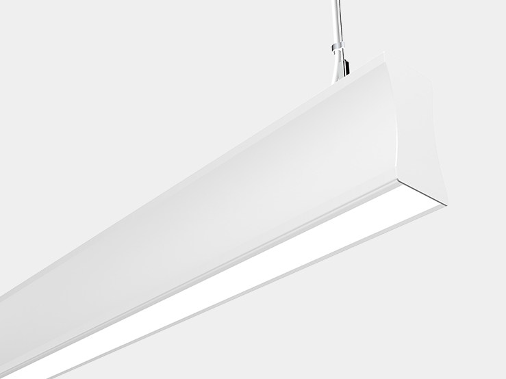 LED aluminium pendant lamp WHY S by ES-SYSTEM