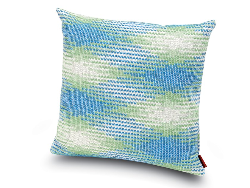 Cushion in jacquard fabric WIGAN by MissoniHome