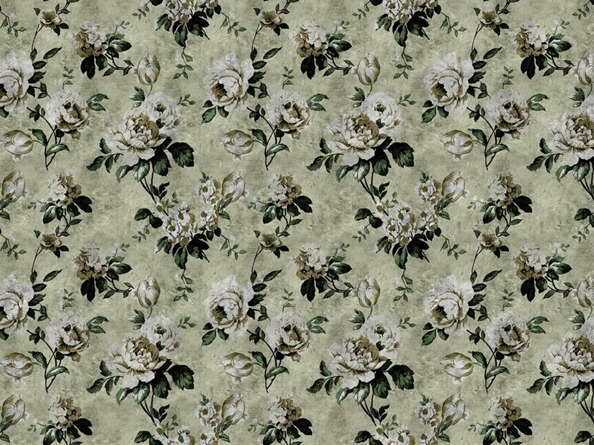 Digital printing wallpaper WILD ROSES by Architects Paper