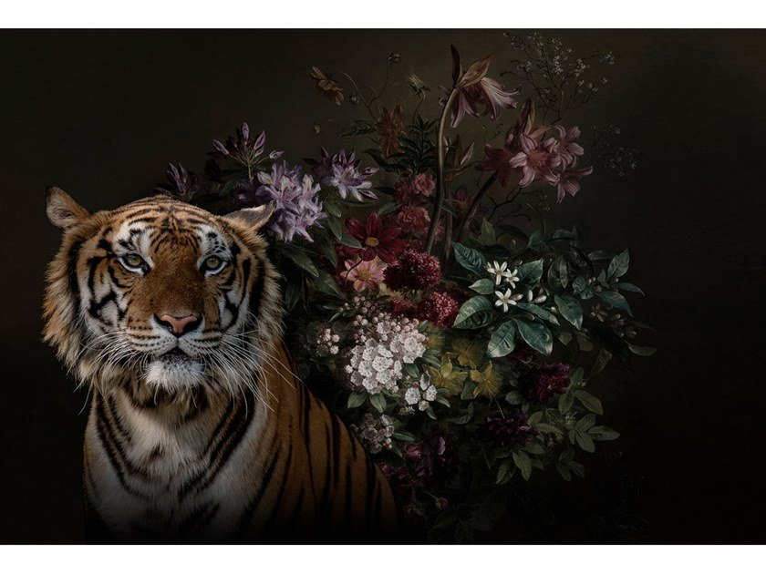 Digital printing wallpaper WILDLIFE by Architects Paper