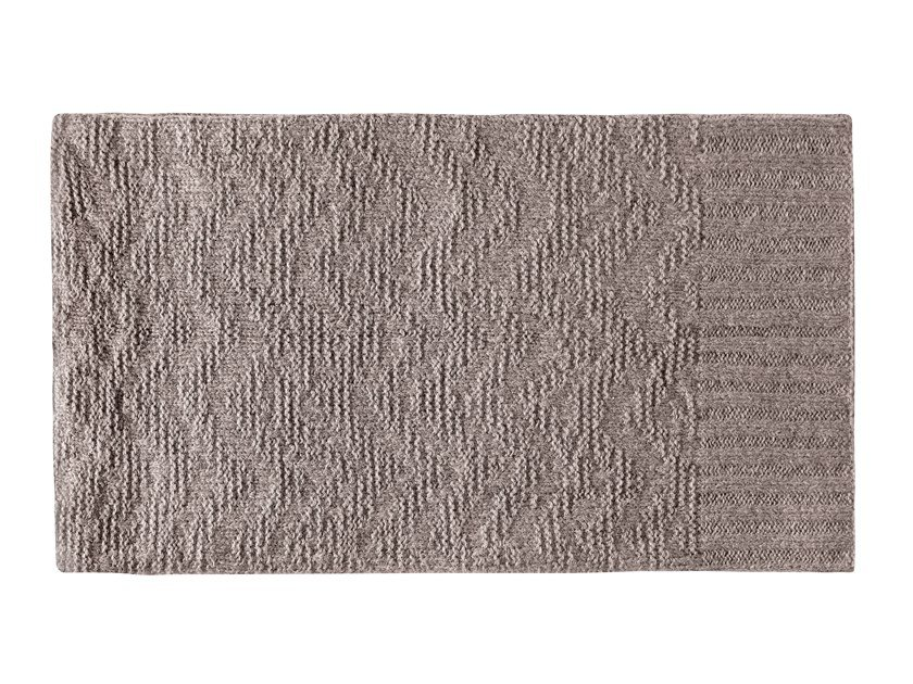 Knitted mohair and wool throw WILL by MissoniHome