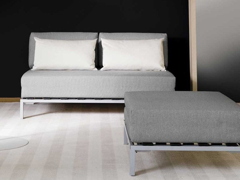 Sofa bed with removable cover WILLY by Milano Bedding