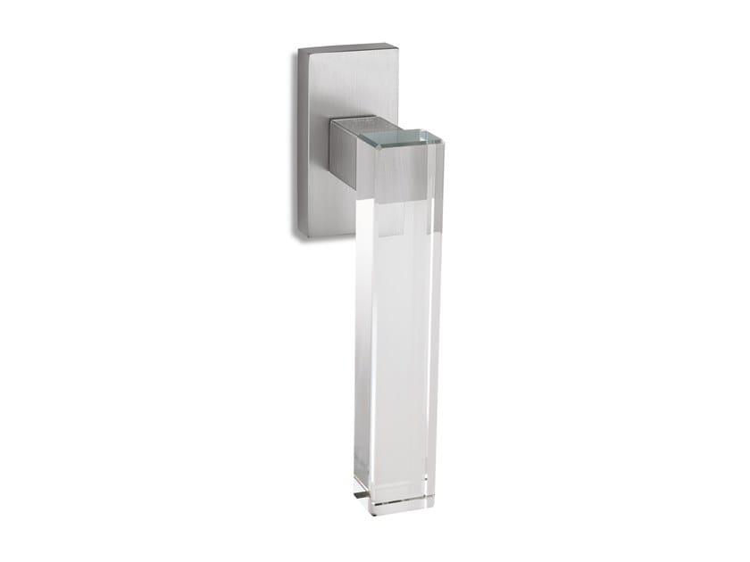 DK brass window handle SHINY | Window handle by Ento