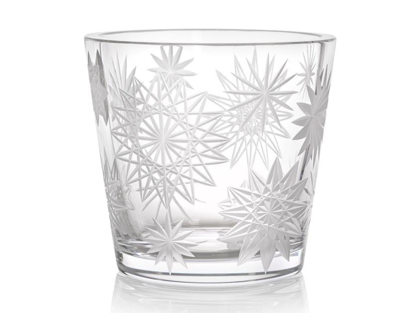 Secchiello per ghiaccio in cristallo KRAKATIT | Secchiello per ghiaccio by Rückl
