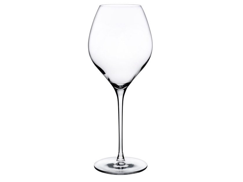 Set of 2 White Wine Glasses FANTASY | Wine glass by NUDE