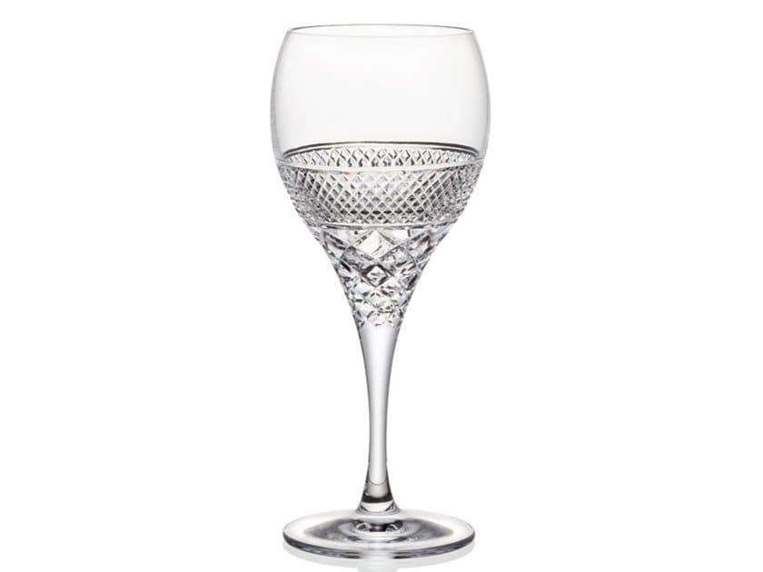 Crystal wine glass CHARLES IV | Wine glass by Rückl