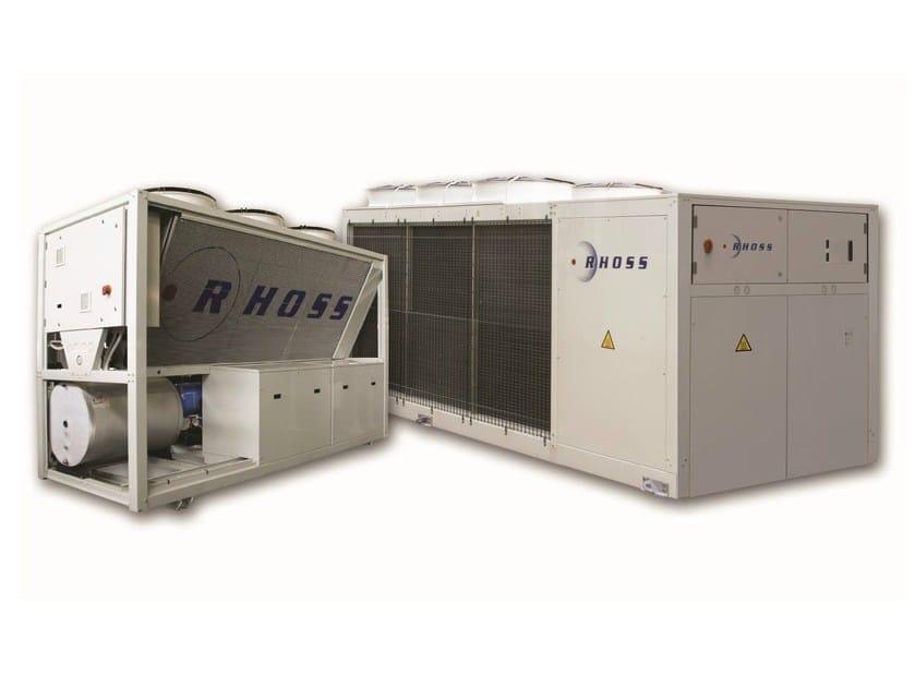 Heat pump / Water refrigeration unit WinPACK SE - TCAEY-THAEY 2110÷4340 by Rhoss