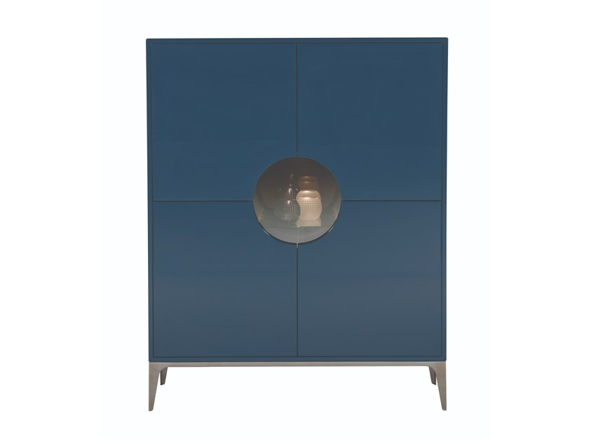 Lacquered highboard with doors WONDER   Highboard by ROCHE BOBOIS