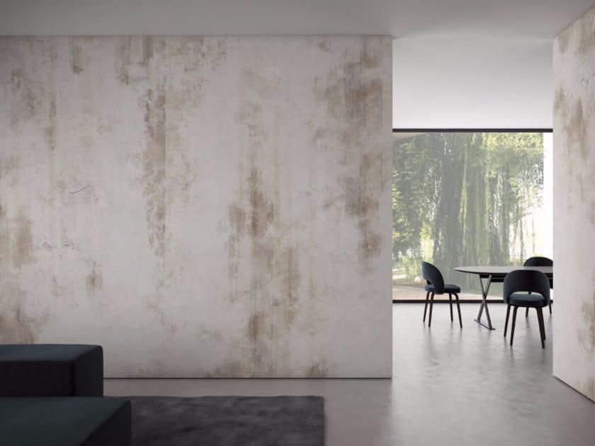Washable vinyl wallpaper WOOD BLEND by GLAMORA