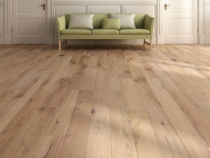 Wooden flooring WOOD by Devon&Devon