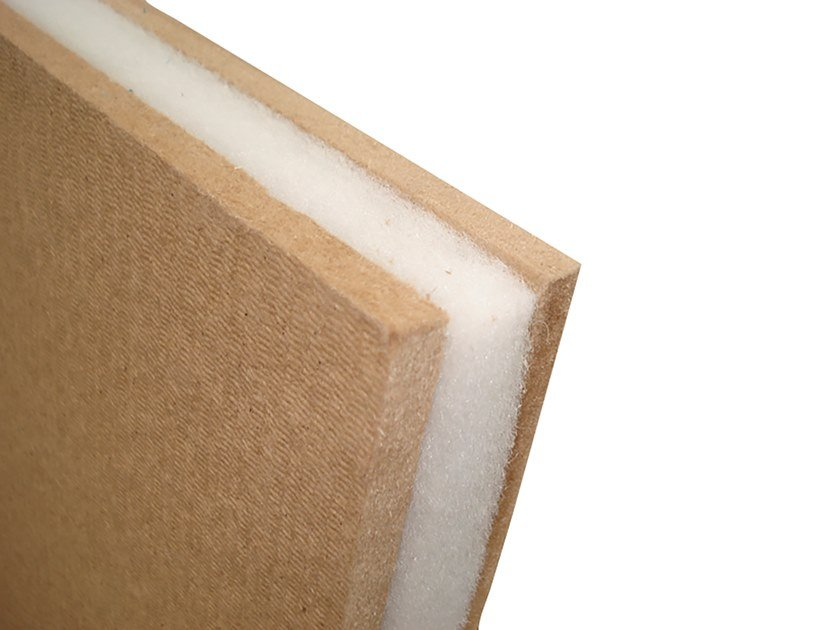 Wood fibre thermal insulation panel WOOD GREEN by Biemme