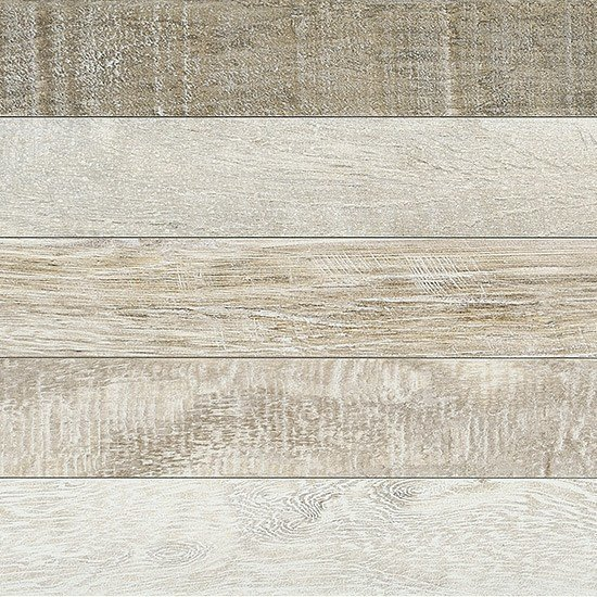 Porcelain stoneware wall/floor tiles with wood effect WOOD_MOOD BIANCO by Ceramica Fioranese