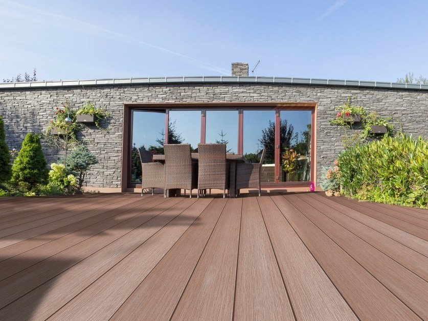 Decking in legno WOODEE | Decking by Alumil