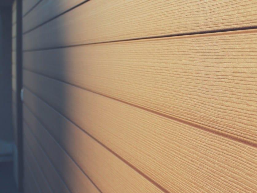 Rivestimento In Legno Per Facciate : Rivestimento in legno per esterni woodee pannello in legno per
