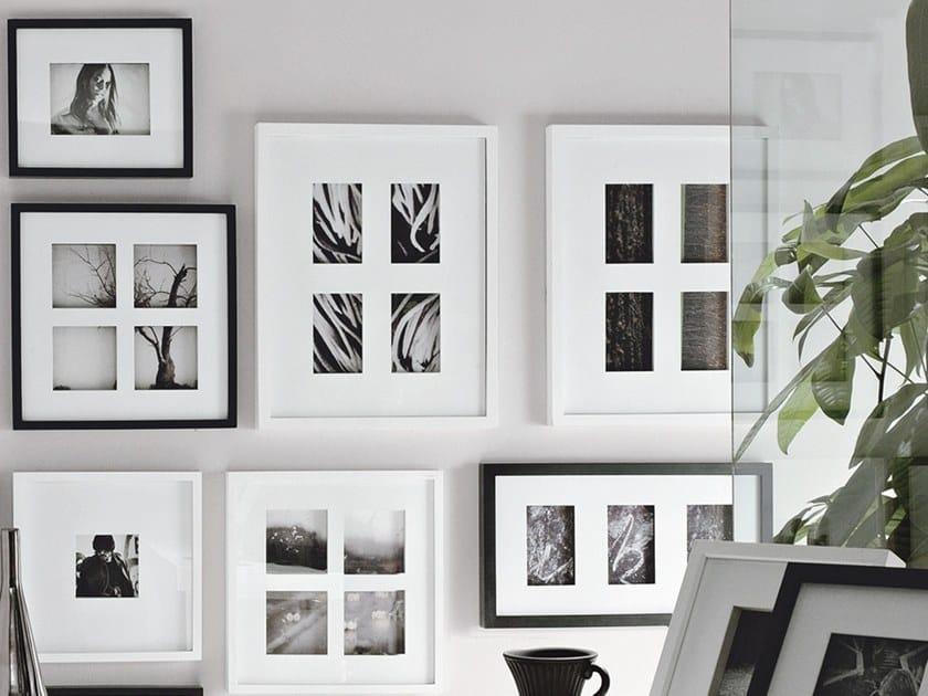 Wooden frame EASY by Adriani e Rossi edizioni