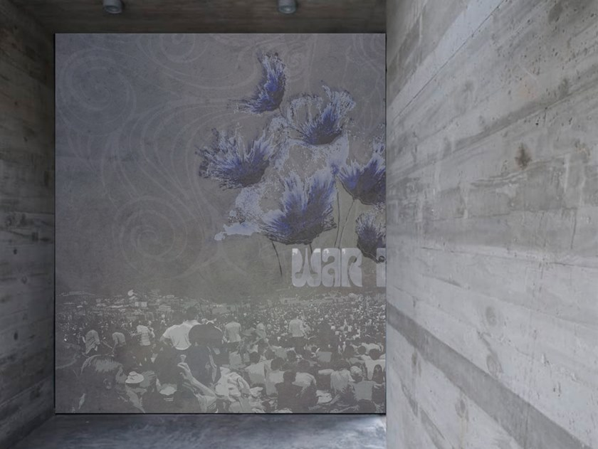 Wall tiles / wallpaper WOODSTOCK by Officinarkitettura®