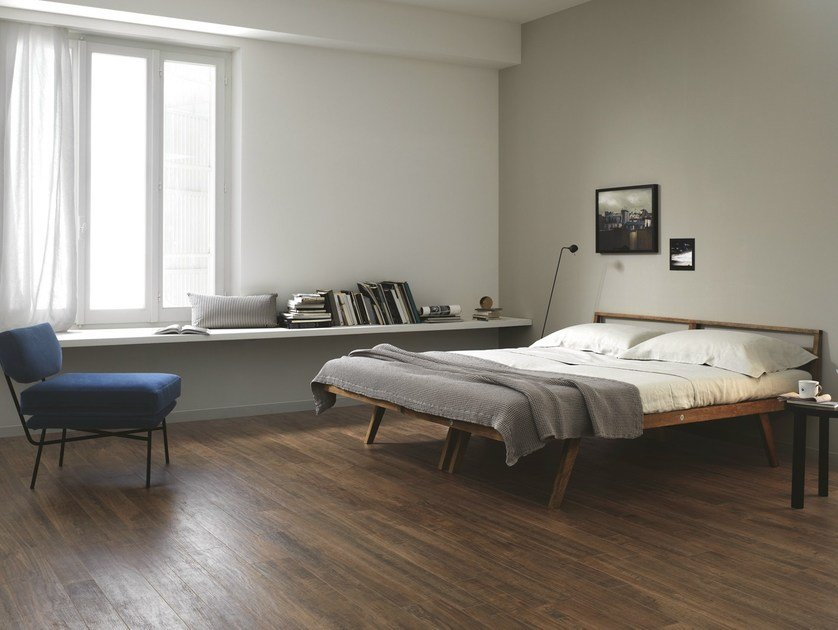 Porcelain stoneware flooring with wood effect WOODSTYLE | Flooring by Ragno