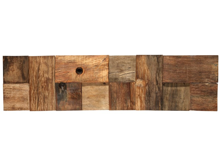 Wooden mosaic WOODWALL by BOXER