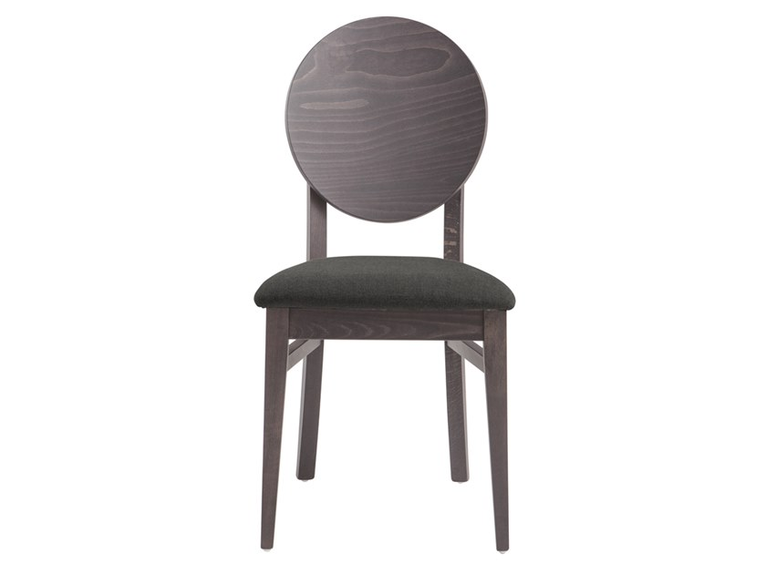 Medallion solid wood chair WOODY 49W.i2 by Palma