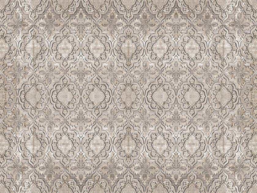 Motif Digital printing wallpaper WOODY by Architects Paper