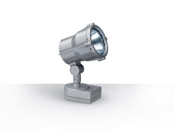 Proiettore per esterno a LED in alluminio WOODY by iGuzzini