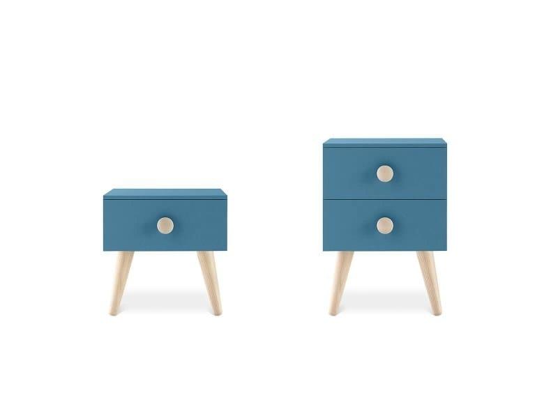 nachttisch kinderzimmer, woody | nachttisch für kinderzimmer kollektion woody by nidi, Design ideen