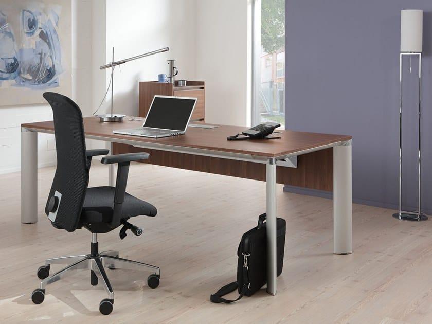 Workstation desk PALMA | Workstation desk by PALMBERG