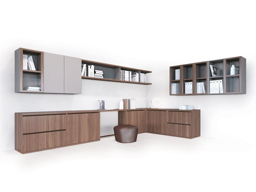 Office storage unit WORKWALL   Office storage unit by ESTEL GROUP