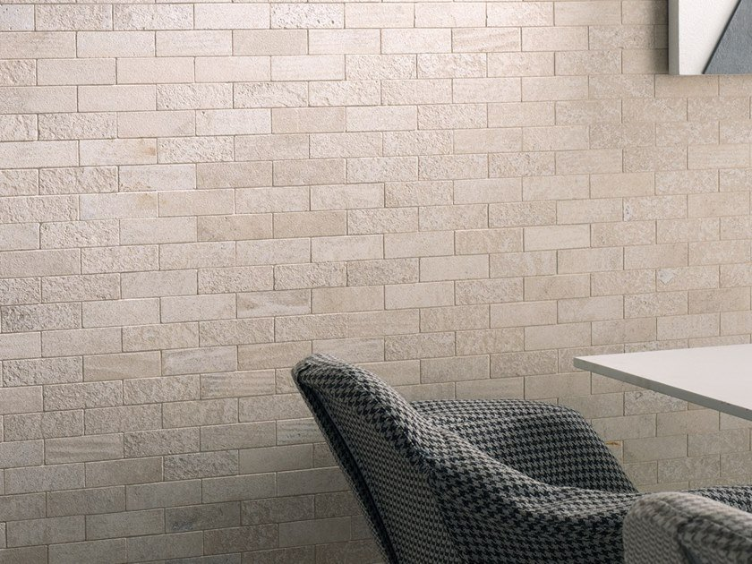 Natural stone mosaic WORLD by L'ANTIC COLONIAL