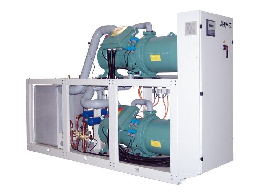 Water refrigeration unit WS by AERMEC