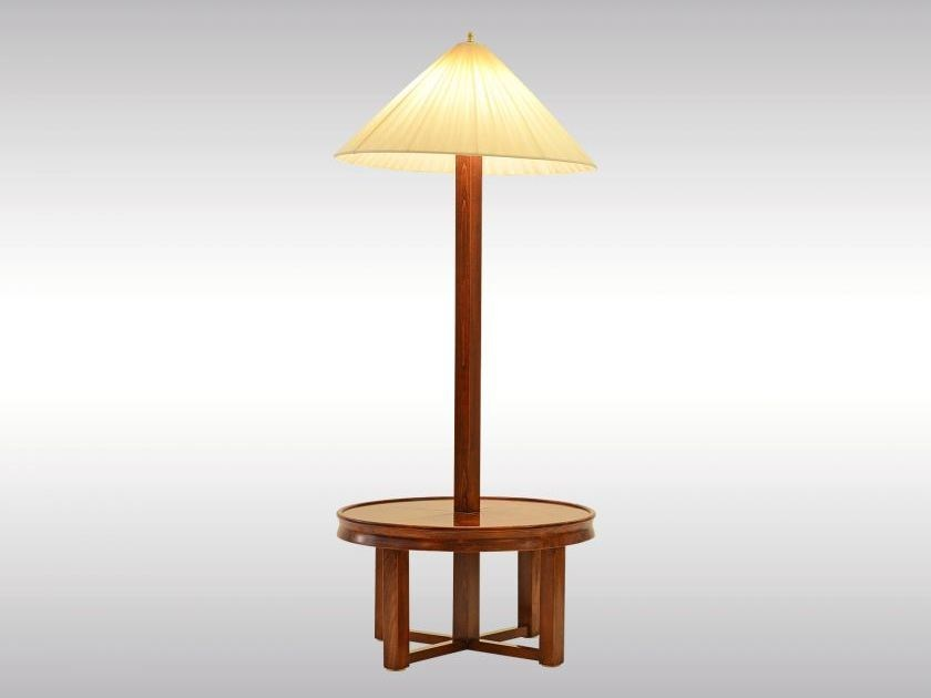 Classic style floor lamp WW-19 by Woka Lamps Vienna