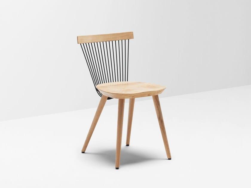 Oak chair WW | Chair by H Furniture