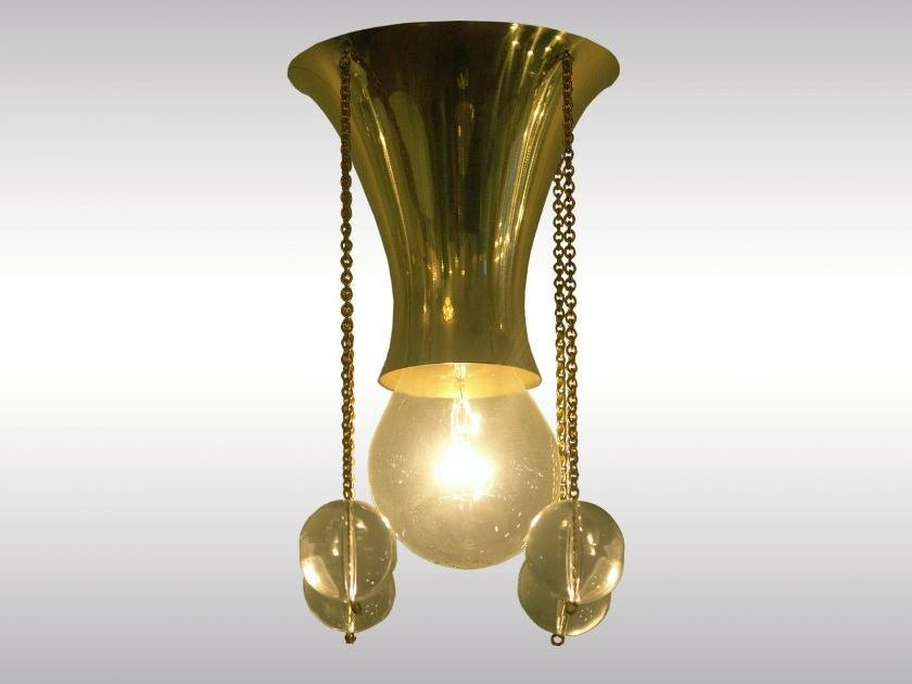 Classic style ceiling lamp WW-PENDE | Ceiling lamp by Woka Lamps Vienna