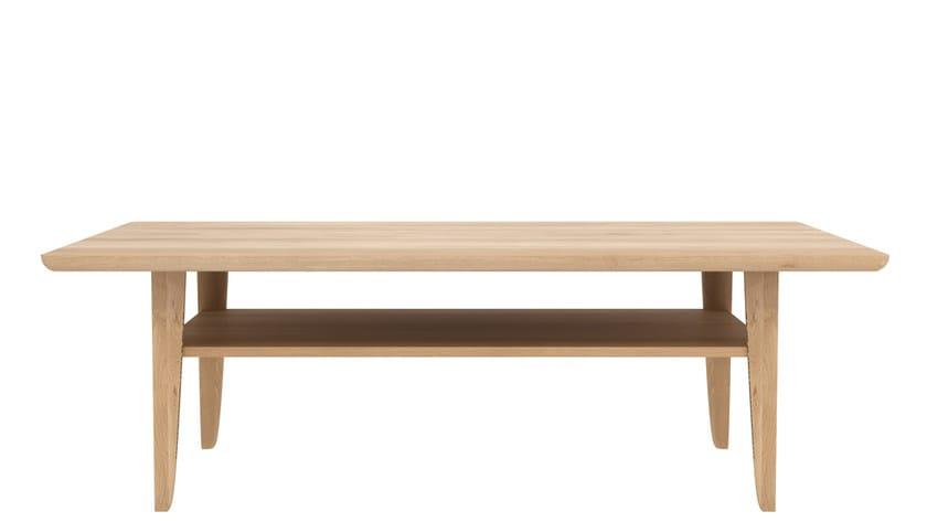 Rectangular Oak Coffee Table OAK SIMPLE | Coffee Table By Ethnicraft