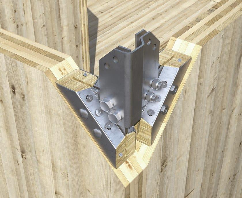 X-PLATE connessione tra pannelli