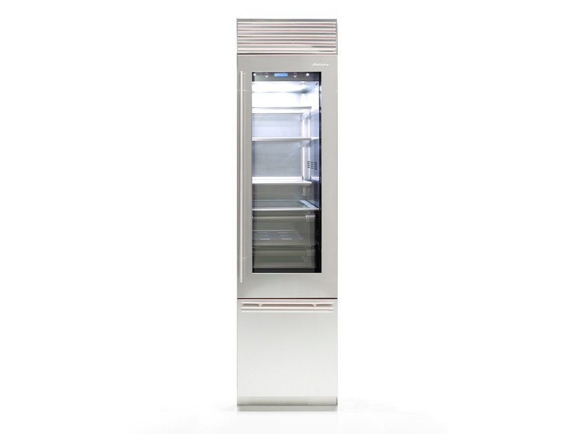 X Pro 60 Refrigerator With Glass Door X Pro Collection By Fhiaba