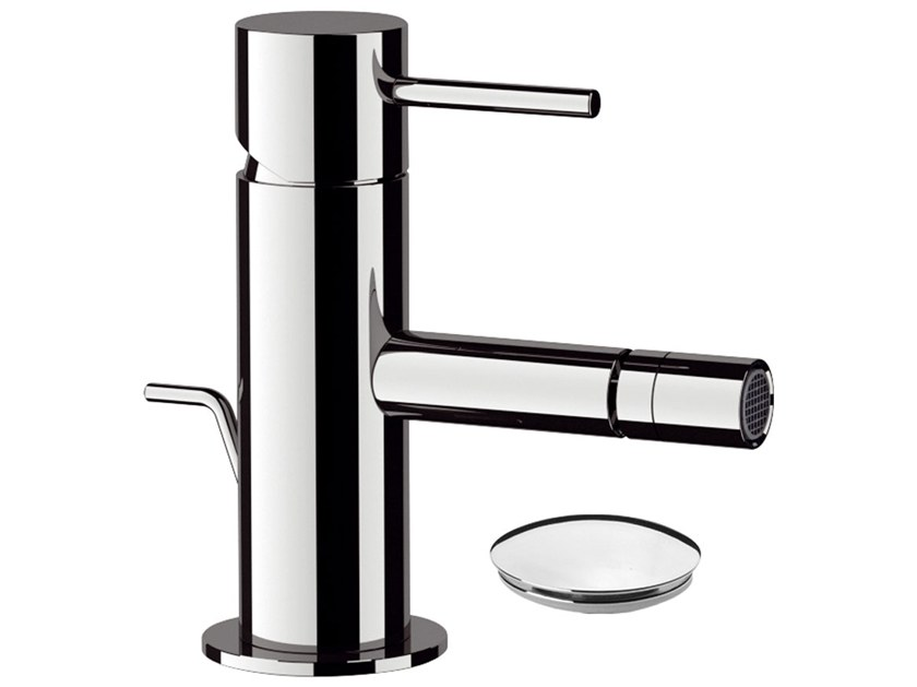 Single handle bidet mixer X STYLE | Bidet mixer by Remer Rubinetterie