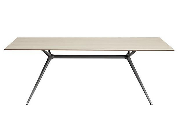 Rectangular meeting table X-WORK | Meeting table by SMV