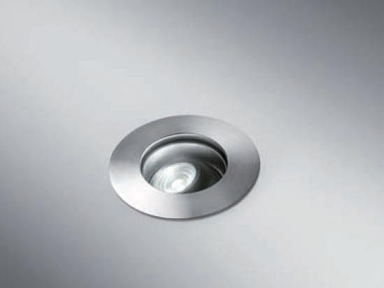 Lampada ad immersione / segnapasso in alluminio XENO R - XENO S by BEL-LIGHTING