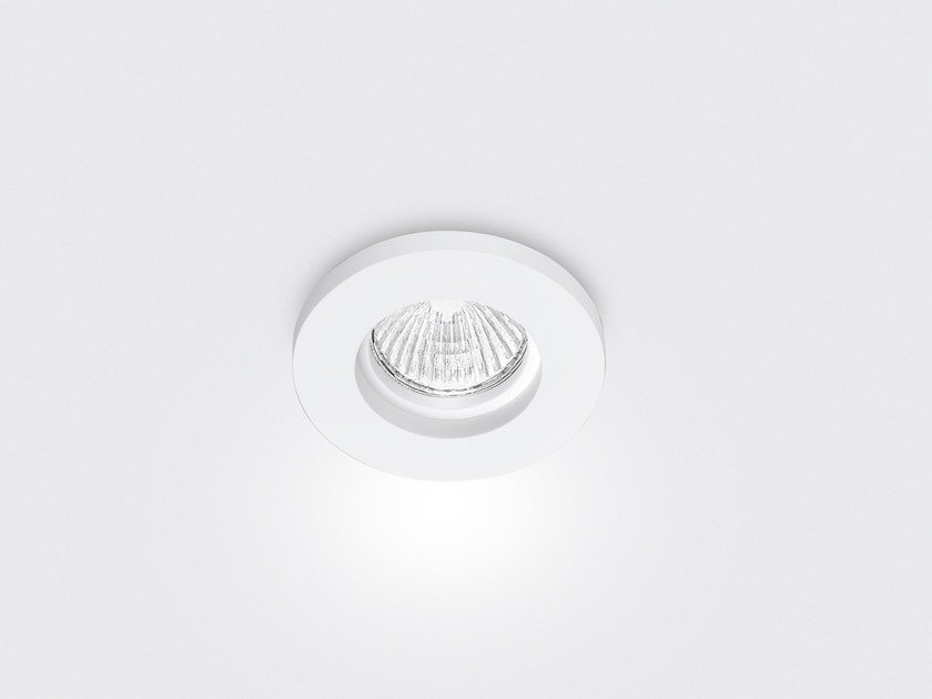 Recessed gypsum spotlight XGR1010 | Spotlight by PANZERI