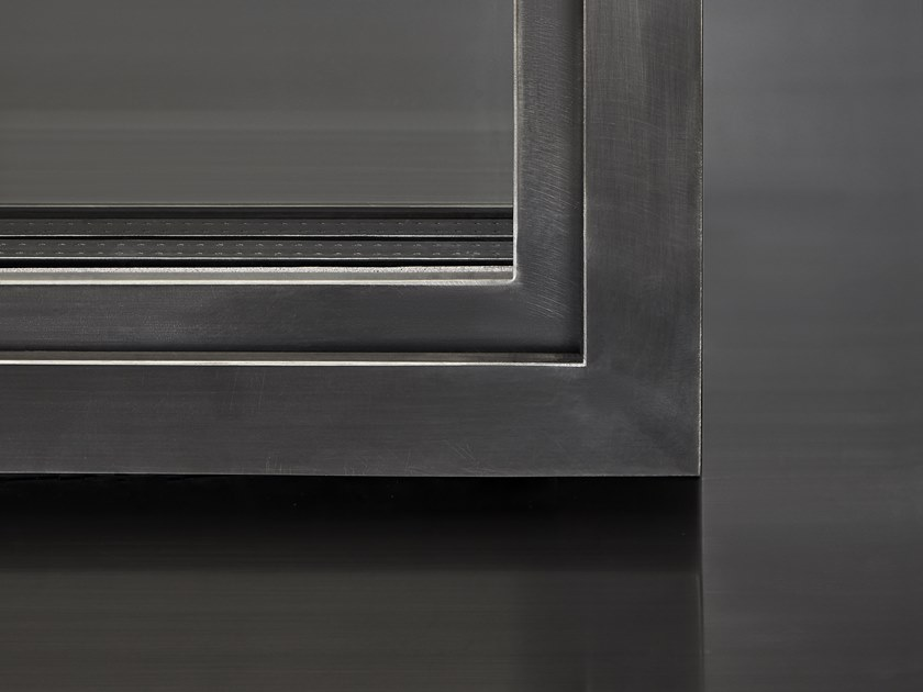 Casement window XT by SECCO SISTEMI