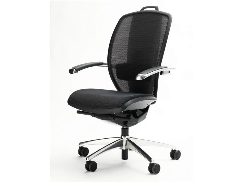 Xten Executive Chair With Headrest Xten Collection By Ares Line