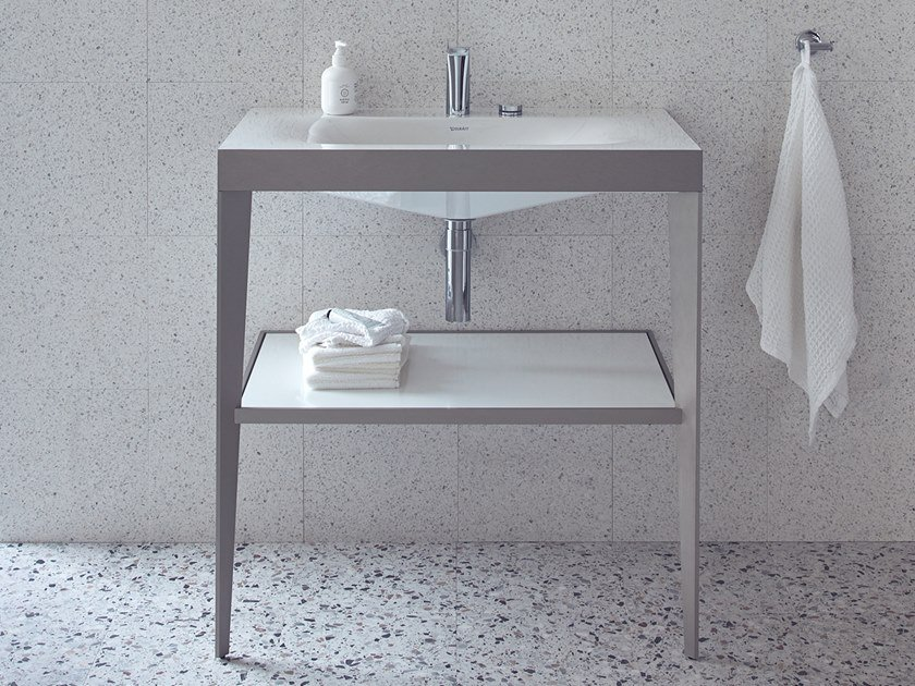 Single console sink XVIU | Console sink by Duravit