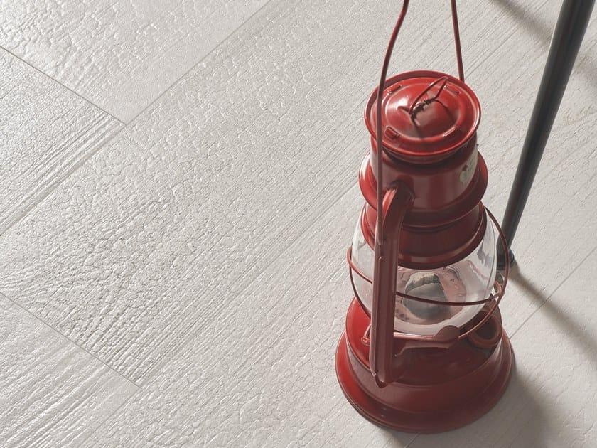 Porcelain stoneware wall/floor tiles YAKI SHIRO by Viva by Emilgroup