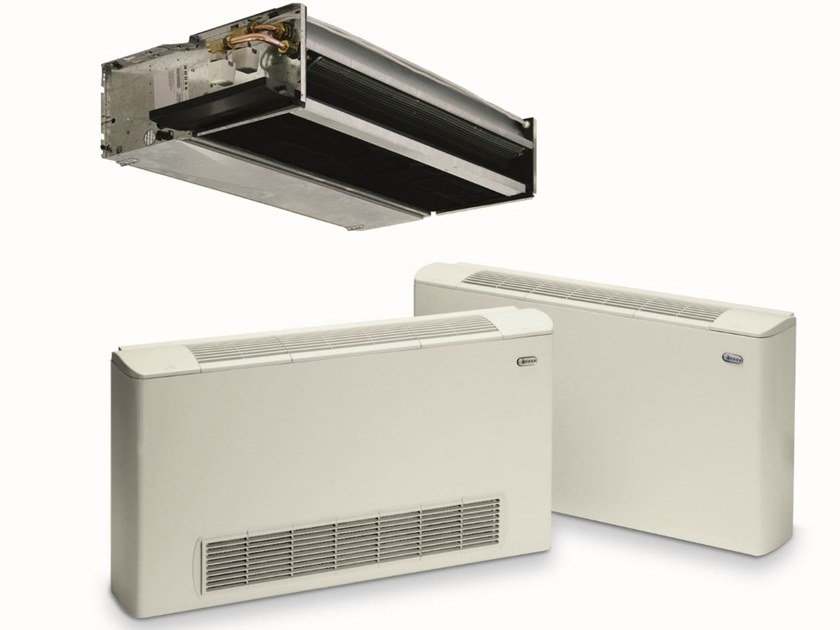 Floor-standing fan coil unit YARDY-I EV3   Floor-standing fan coil unit by Rhoss