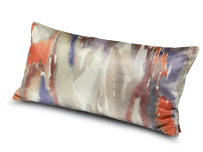 Cuscino in velluto YARING by MissoniHome