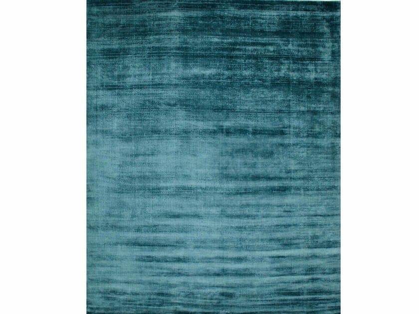 Viscose rug YASMIN PHPV-20 Cadet Blue by Jaipur Rugs