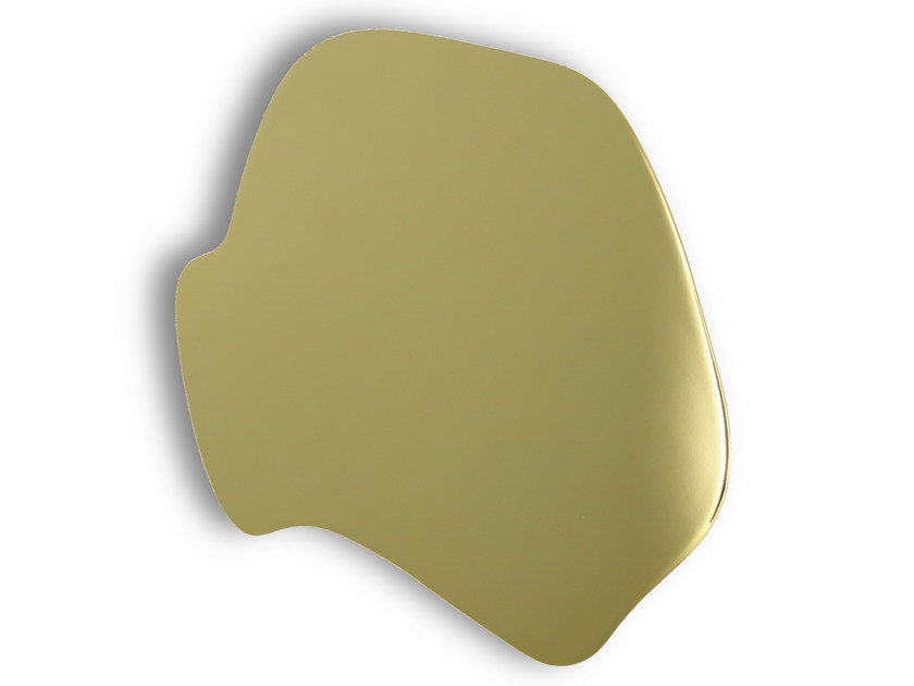 Metal wall light YA-YA 1 GOLD by Hind Rabii