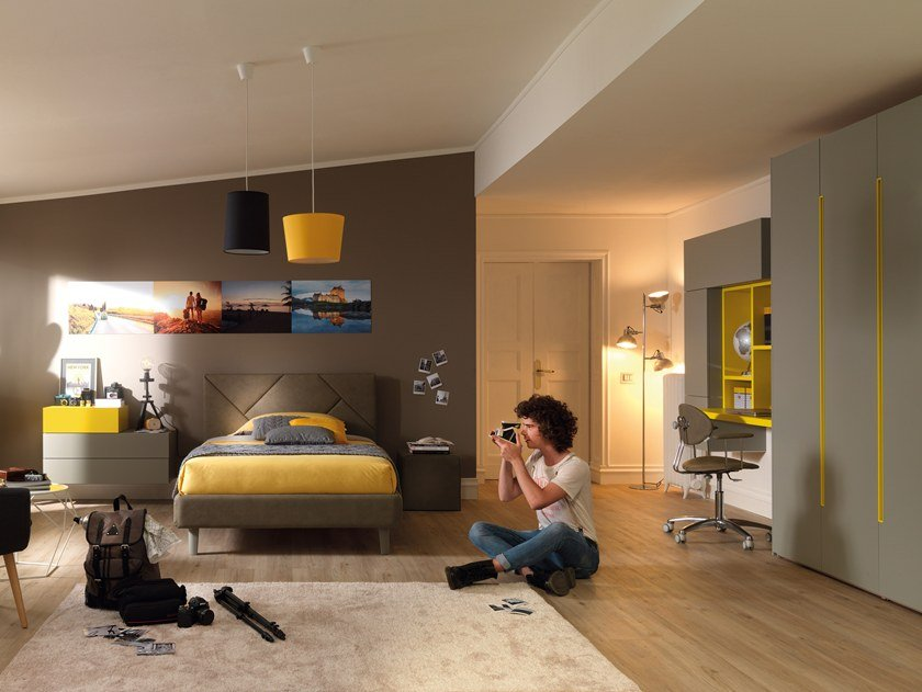 YC 308 | Teenage bedroom By Moretti Compact